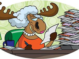 Last Laugh: Ask Ms. Moose