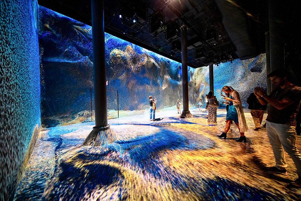 See inside Artechouses immersive AR, VR art-tech