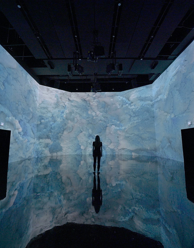 ARTECHOUSE - Infinite Space by Refik Ana