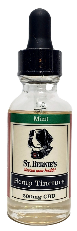 Mint (Broad Spectrum - 30ml)