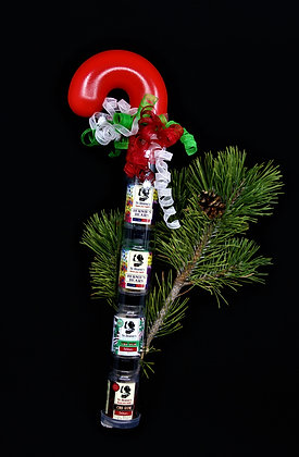 Holiday Candy Cane Sampler