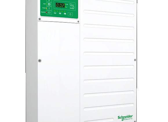 Schneider, XW+6848 NA, Battery Inverter, Grid Tie, 6.8 KW, 48 VDC, 120/240VAC