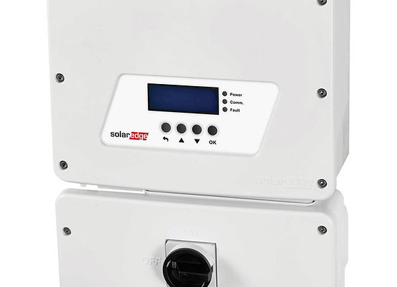 SolarEdge HD Wave Single-Phase Inverter SE7600H-US