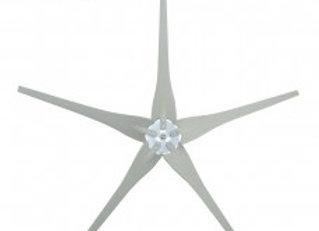 7 Raptor Generation 4 Blades and Hub for Wind Turbines