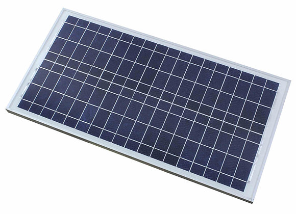 30 Watt Polycrystalline Solar Panel