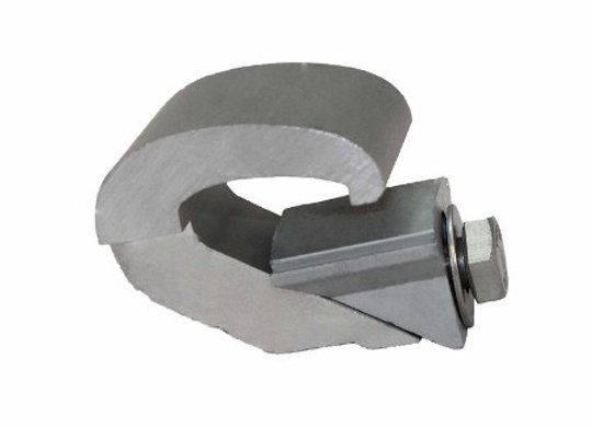 SnapNrack Universal End Clamp