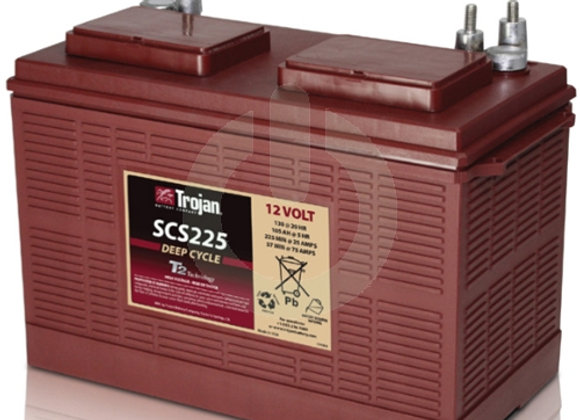 SCS225 12V Trojan Deep Cycle Battery
