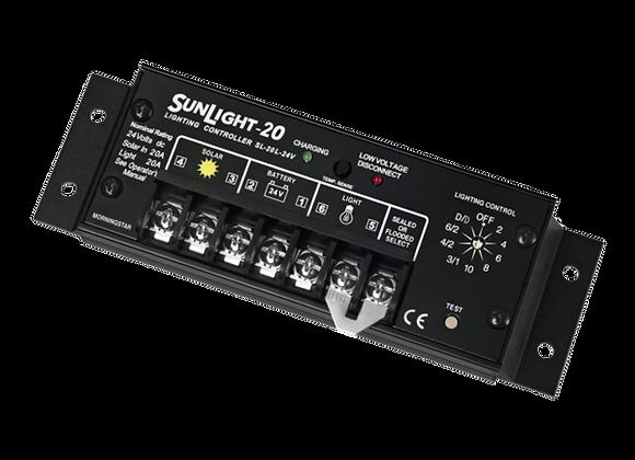 Morningstar Sunlight Charge/Lightning Controller SL-20-24V
