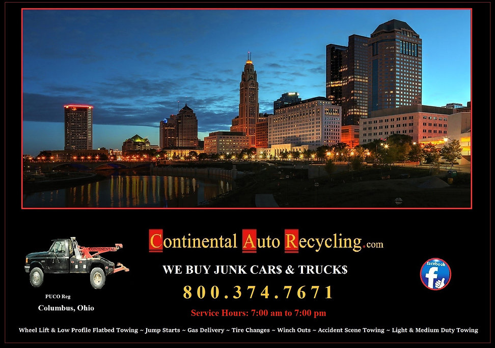 Junk Car Removal,Car Donate,Columbus,Ohio