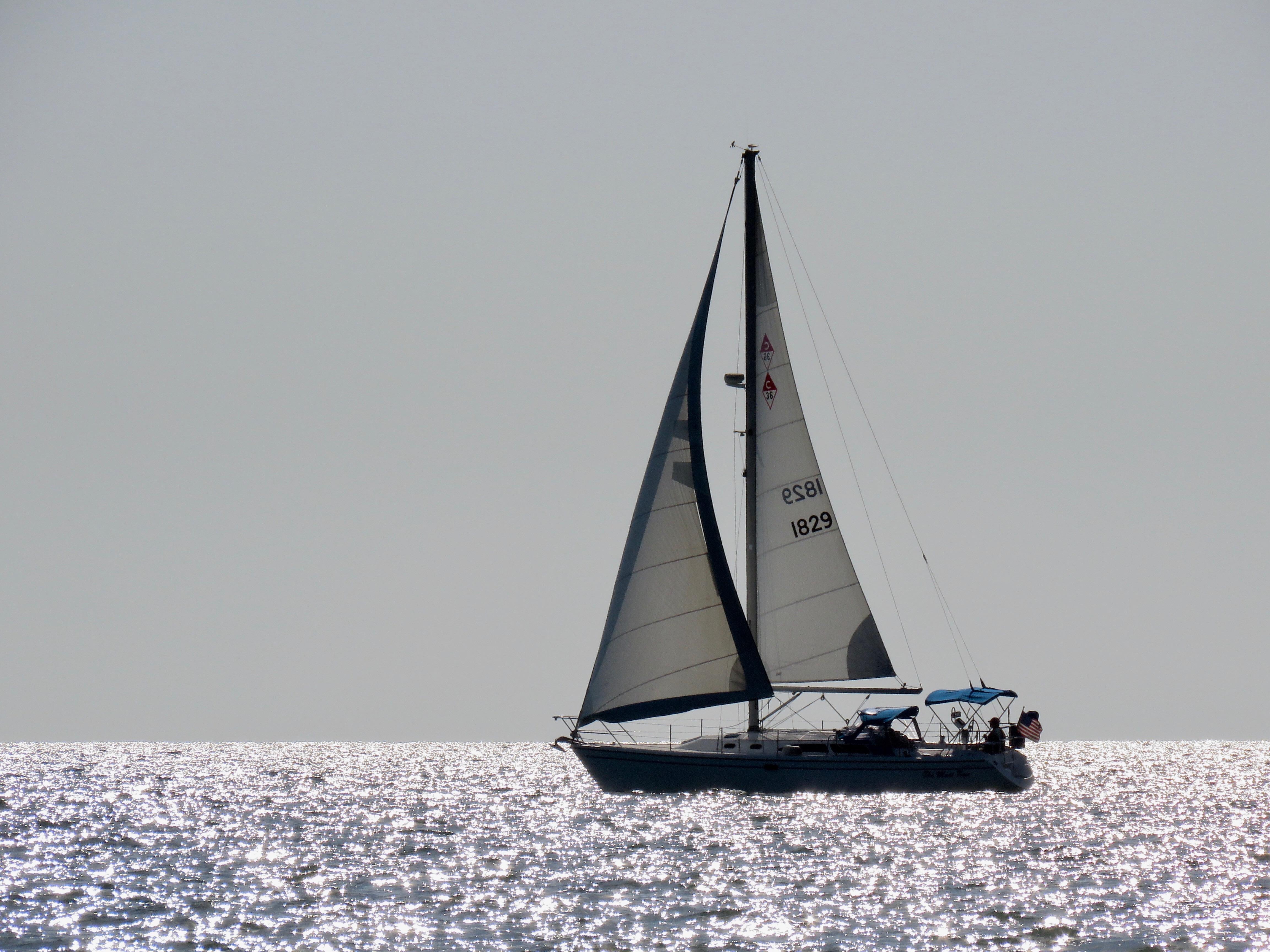 Sailing along the Gulf