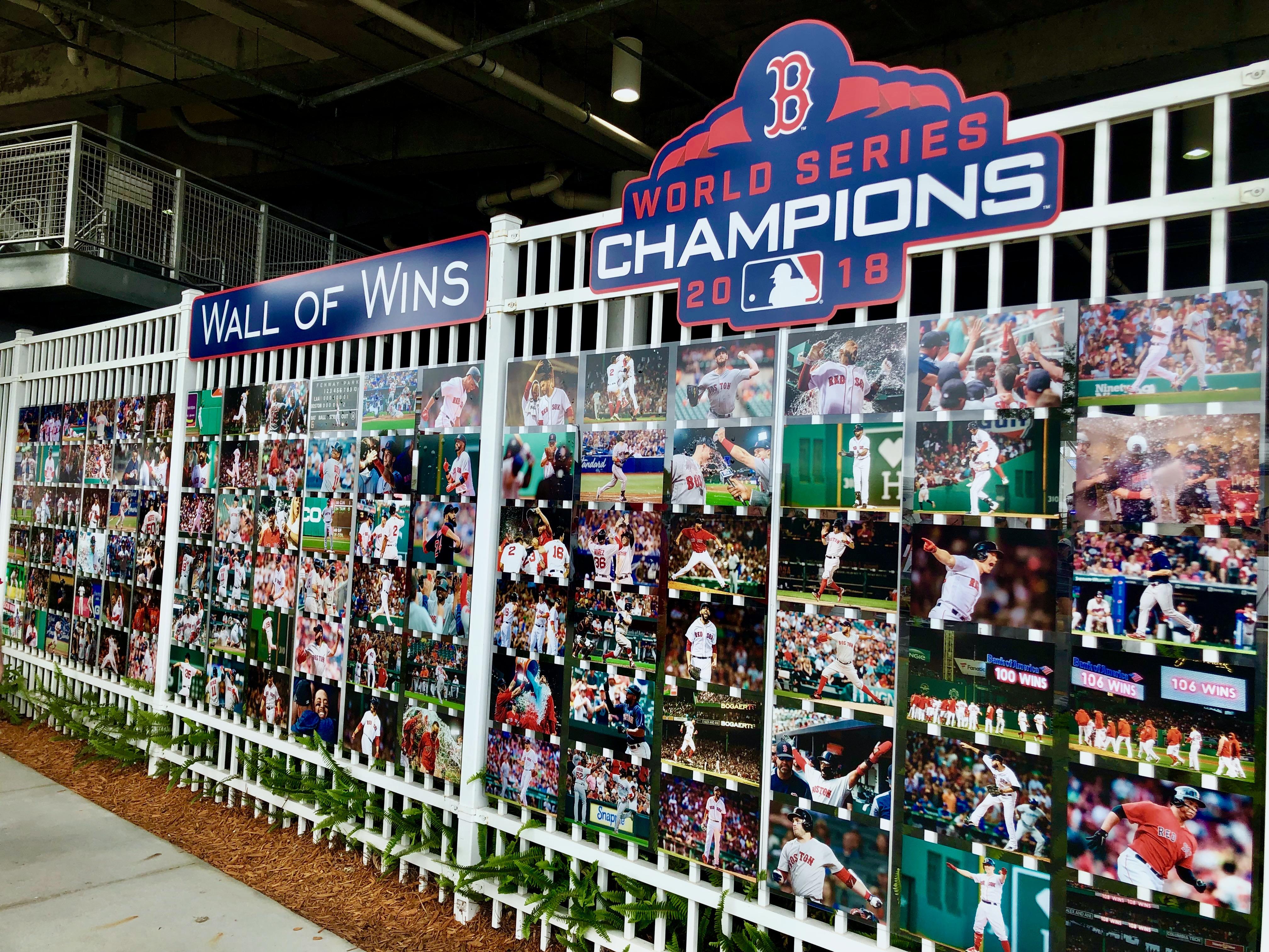 Boston Red Sox: The MLB Champions
