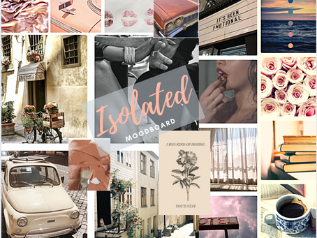 Moodboard: Romanticized Escapism