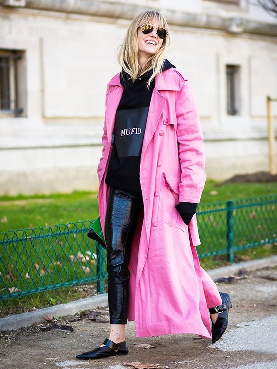 Why Everyone Is Suddenly Into the Color Pink via @WhoWhatWear