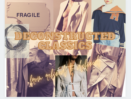 Deconstructed Classics-Refined & Defined