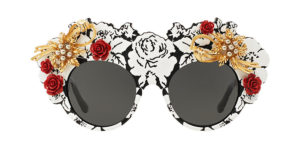 DOLCE and GABBANA Multicolor DG4275H 52 Grey lenses 52mm