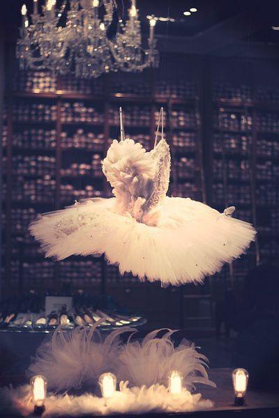 Repetto Ballet Store, Paris