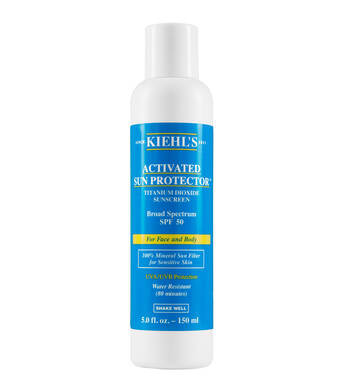Activated Sun Protector 100% Mineral Sunscreen SPF 50