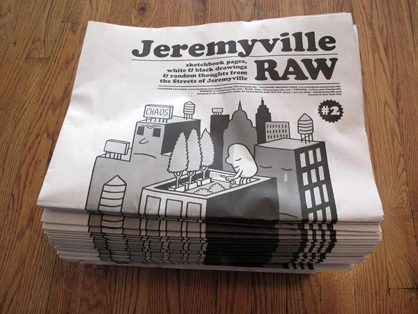 Image result for jeremyville raw