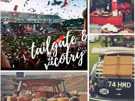 Picnics, Tailgates and Good Times- Oh My!