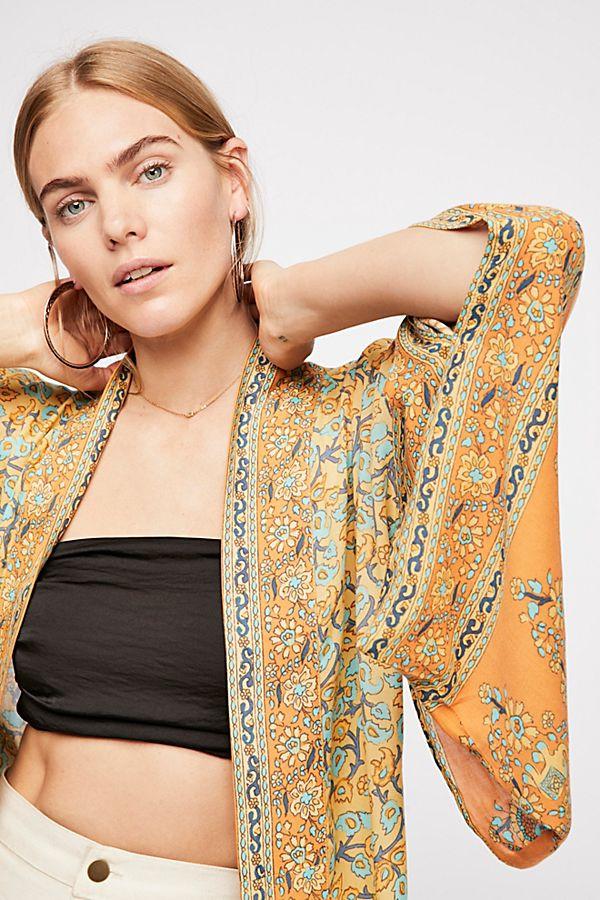 Slide View 4: Delirum Maxi Kimono