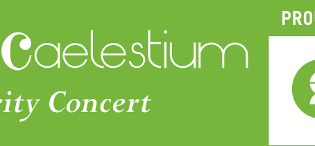 Charity Concert 2015 - Tickets Now Available