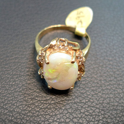 OPAL RING SIZE 11