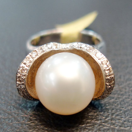 PEARL RING SIZE 6