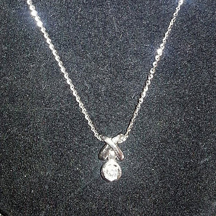 WHITE GOLD 14K NECKLACE