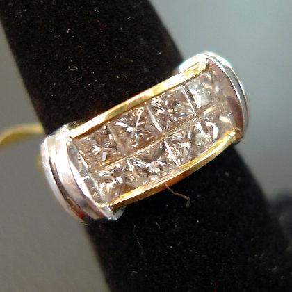 18K GOLD RING SIZE 5
