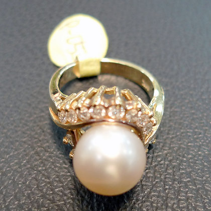 PEARL RING SIZE 6.5