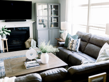 Design Reveal: Maxwell Home