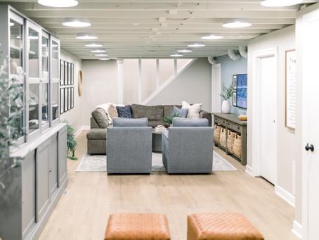 Design Reveal: Exposing the ceilings!