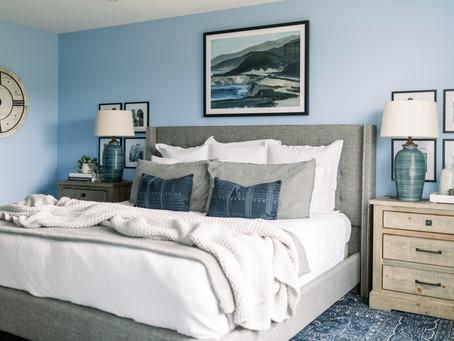 Design Reveal: Master Bedroom