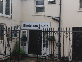 WELCOME TO GLADSTONE STUDIOS