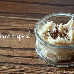 Faire peau neuve: recette d'exfoliant au sucre et à la noix de coco