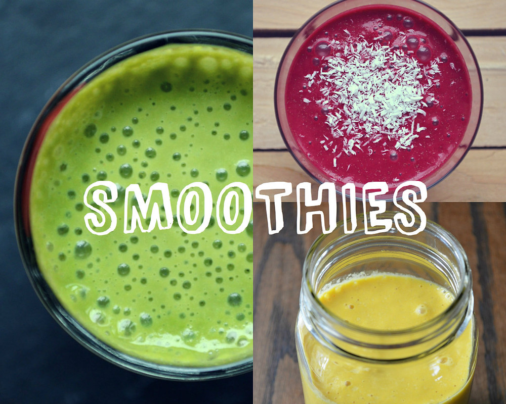 Recettes de smoothies Produits Artémis