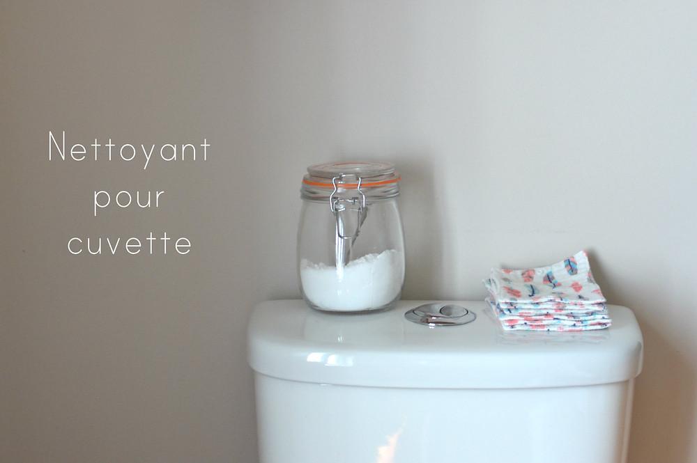Recette de poudre à récurer pour toilette Produits Artémis