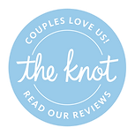 Reviews from happy couples on theknot.com