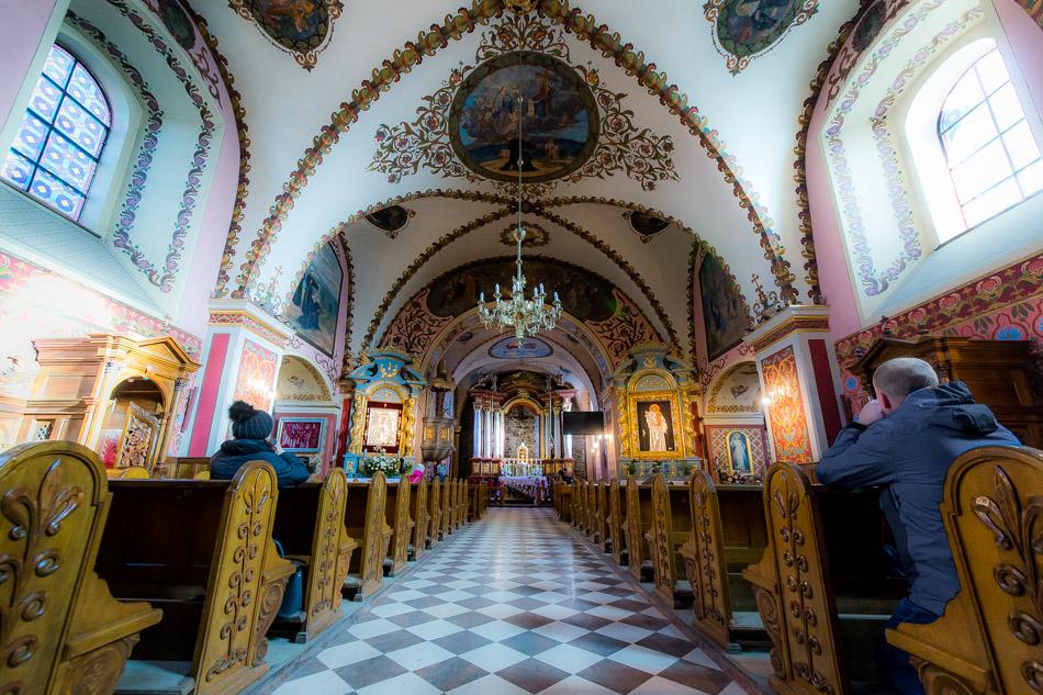 Kościół Podwyższenia Krzyża Świętego w Sanoku