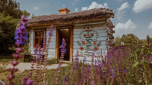 Zalipie – malowana wieś