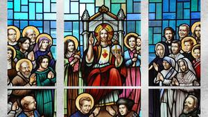 Pomoc Kościoła Tryumfującego. Spotkania ze świętymi Fulli Horak