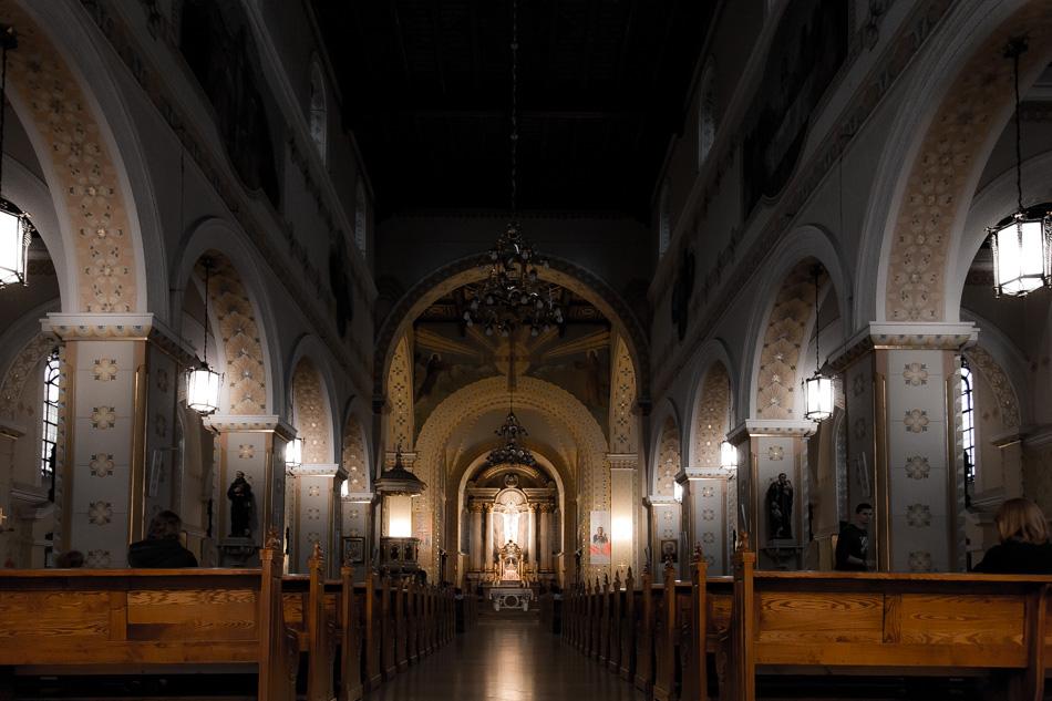Kościół Najświętszego Serca Jezusa i św. Floriana w Poznaniu