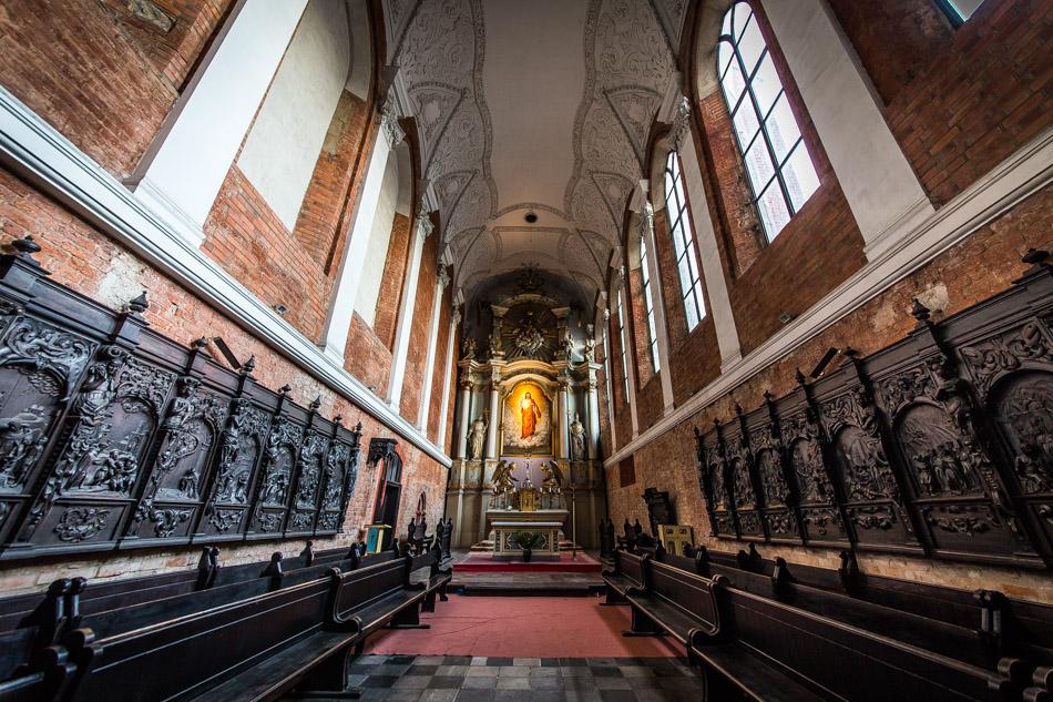 Kościół Najświętszego Serca Pana Jezusa i Matki Bożej Pocieszenia w Poznaniu (Sanktuarium Matki Boskiej Różańcowej)