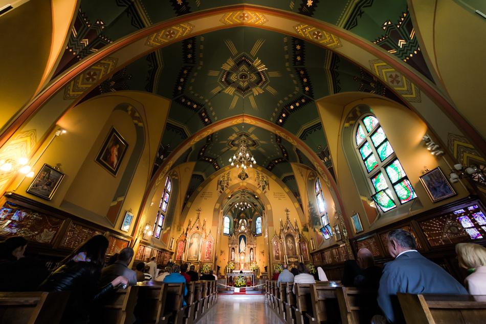 Kaplica klasztorna w Sanktuarium Bożego Miłosierdzia w Krakowie-Łagiewnikach