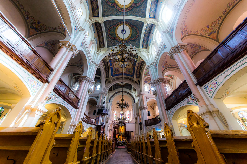 Kościół Najświętszego Imienia Jezus w Łodzi