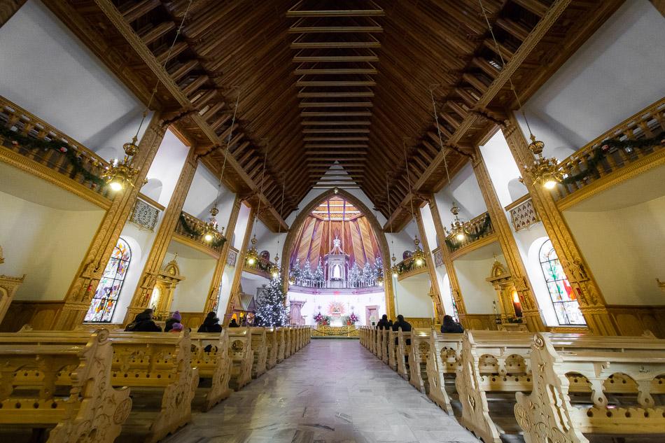 Sanktuarium Matki Bożej Fatimskiej Zakopane-Krzeptówki