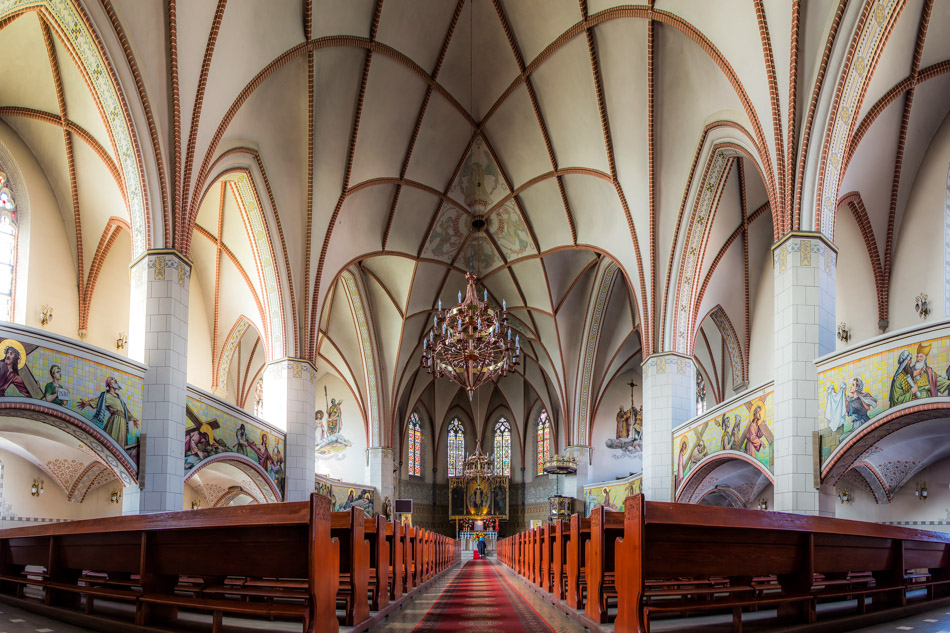 Sanktuarium św. Jacka w Legnicy