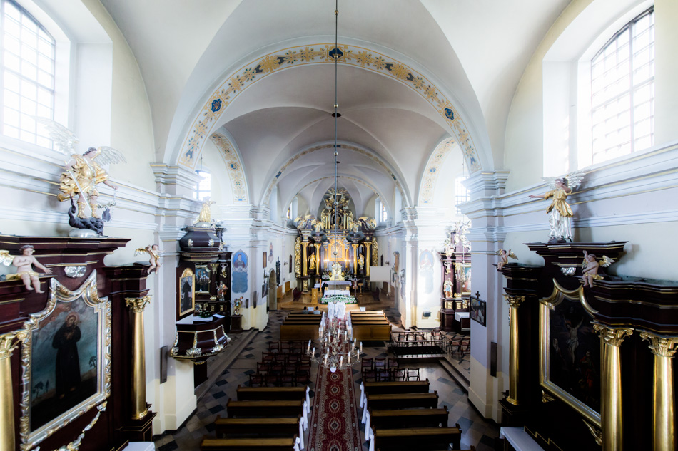 Sanktuarium św. Antoniego Padewskiego w Łodzi-Łagiewnikach