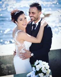 WEDDING REPORTAGE Roberta & Danilo #23settembre2017 CIOTOLA FOTOGRAFI NOZZE CON PAPARAZZI VILLA