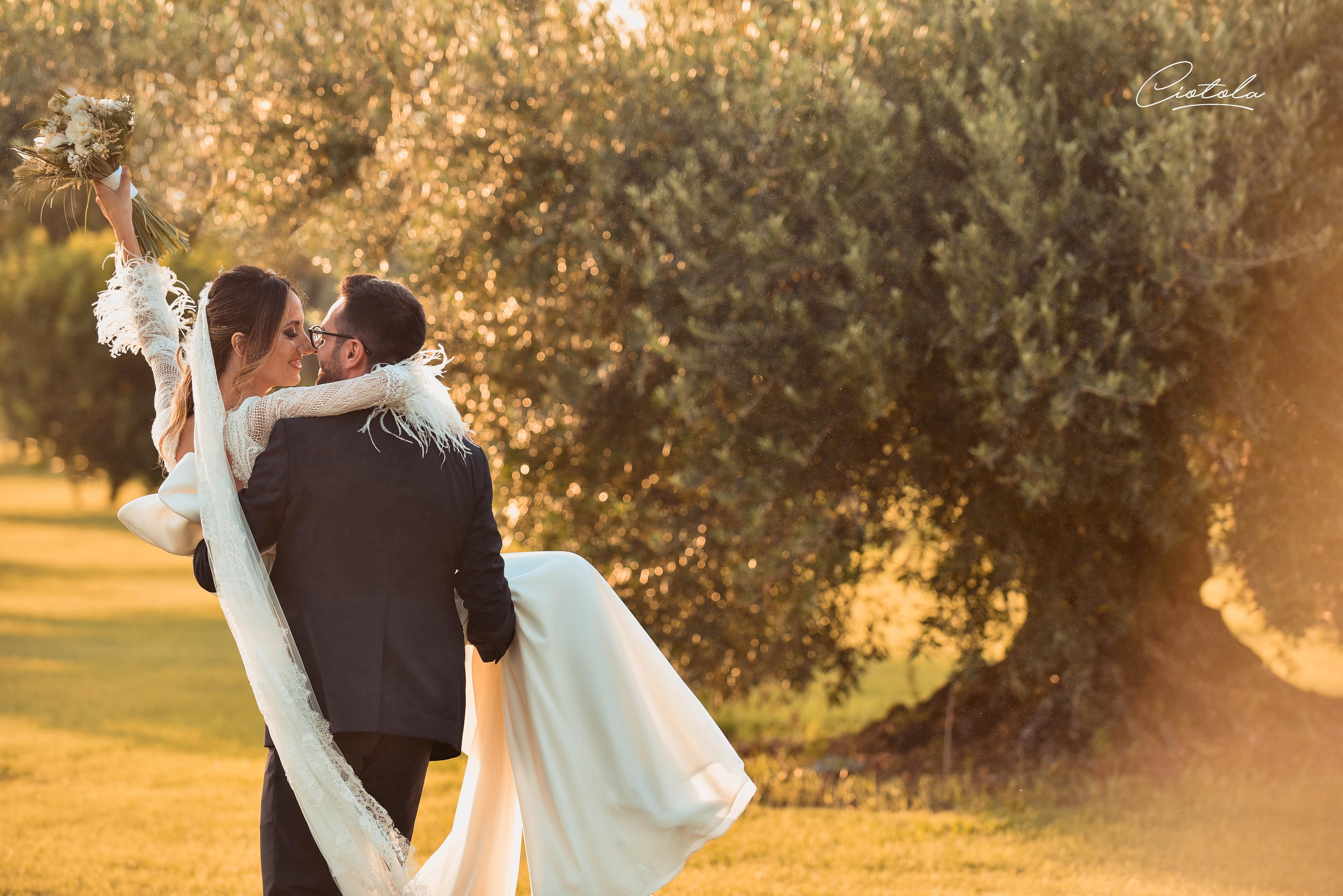 fotografo matrimoni napoli mama casa in campagna